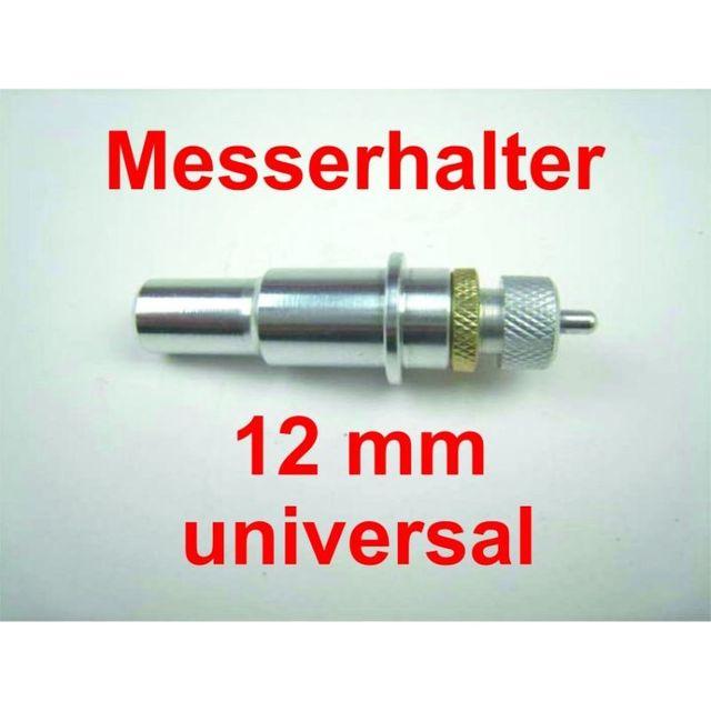 Messerhalter 12mm Schneideplotter Plotter 12 mm universal