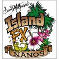"artool - Nano-Schablone ""Island FX"" 200 491 001"