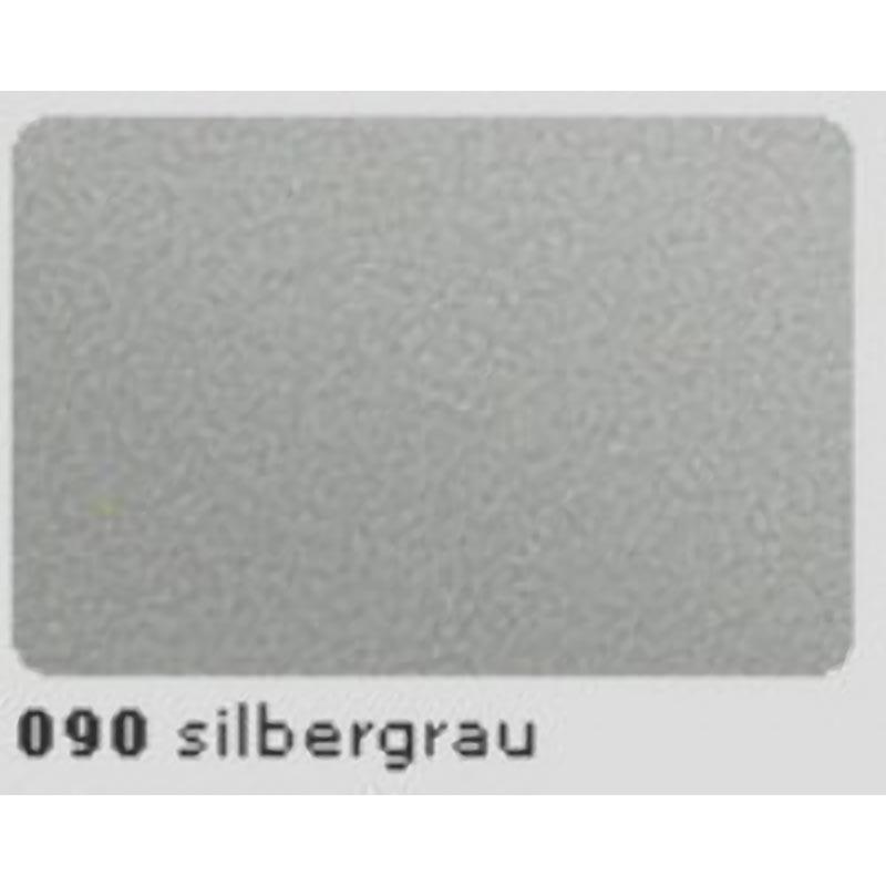 Oracal 651 Plotterfolie 63cm x 5m silbergrau 090