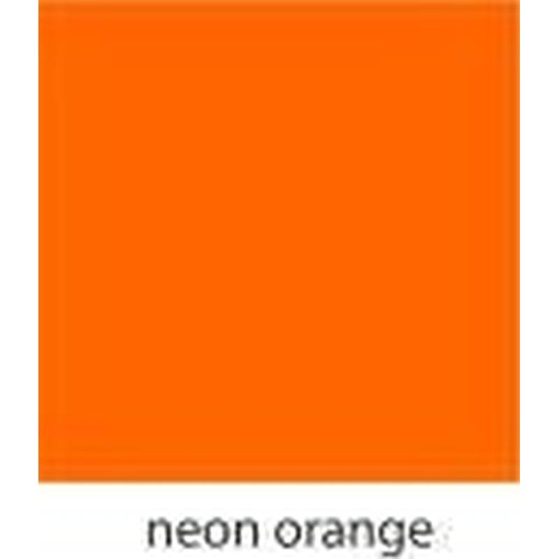 A-Flex neon orange Flexfolie 50cm breit Transferfolie