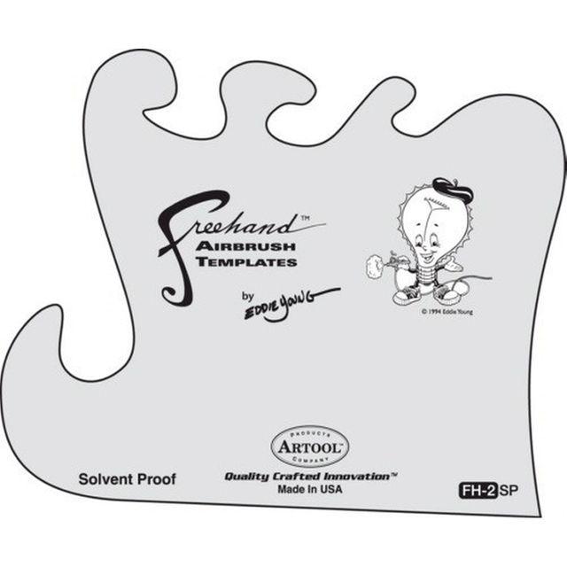 artool, Freihandschablone - Essential Seven 200 301