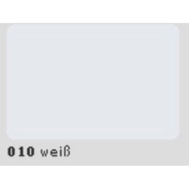 Oracal 631 Plotterfolie 31,5cm x 5m weiß MATT 010