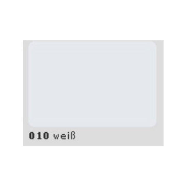 Oracal 631 Plotterfolie 63cm x 10m weiss MATT 010