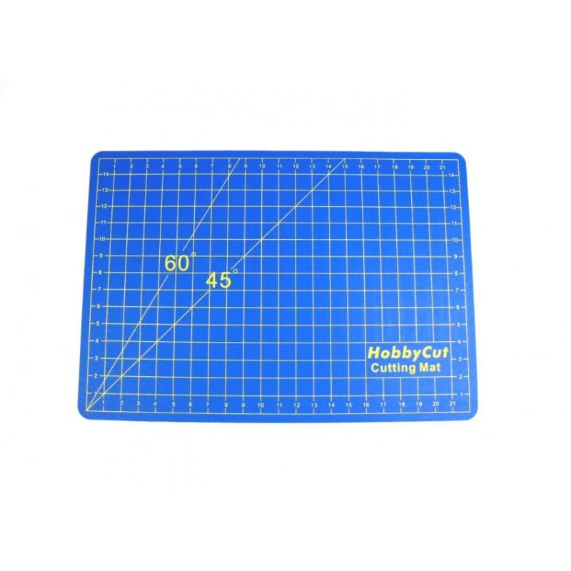 HobbyCut Schneidmatte A5 selbstheilend 15x21cm Cutting-Mat Schneidematte 150x210mm Schreibmatte