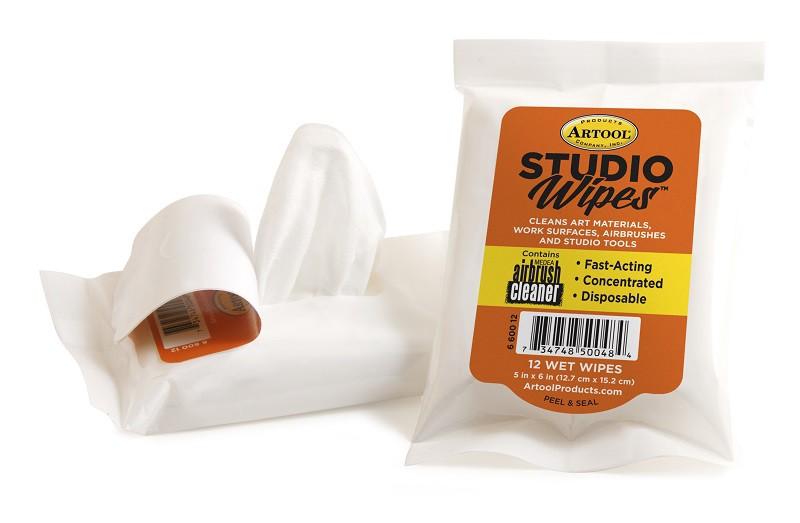 Artool Studio Wischtücher 12er Beutel 6 0600 12