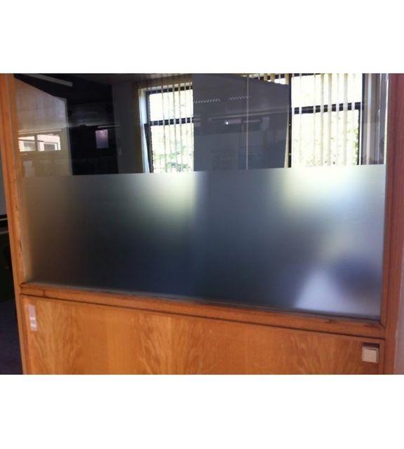 Basic Milchglasfolie Sichtschutzfolie Breite 90cm Länge 50 Meter