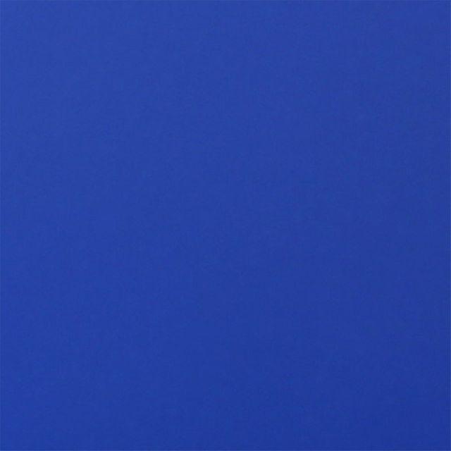 Flex T-Shirt Textil Plotter Folie DIN A4 - Koenigsblau - Siser A0013