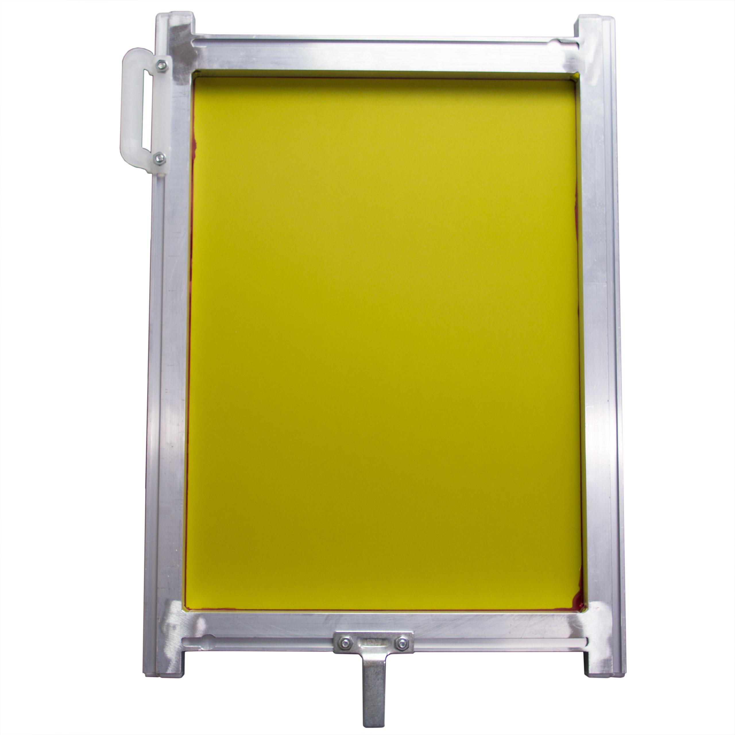 77T Siebdruckrahmen Line Table 16x22 Zoll Textildruck Rasterdruck DIN-A3+