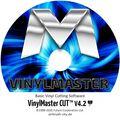 Vinylmaster Windows Plotter Software für viele Schneideplotter 001