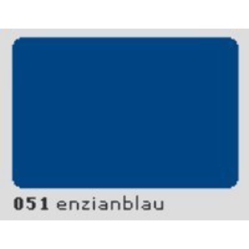 Oracal 631 Plotterfolie 63cm x 5m enzianblau 051 MATT